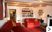 Ellerys Cottage - The sitting room, a great place to relax